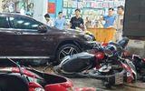 Nhân chứng kể lại giây phút nữ tài xế Mercedes gây tai nạn liên hoàn, 6 người bị thương