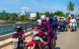 Quảng Nam: Cụ ông 74 tuổi nhảy cầu tự tử, để lại xe máy và sổ khám bệnh