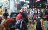 """Nữ tài xế Mercedes gây tai nạn 9 người bị thương khai """"mất bằng lái"""""""