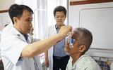 Cựu chiến binh 83 tuổi hiến giác mạc, đem lại ánh sáng cho 2 bệnh nhân