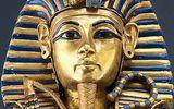 Video: Cận cảnh kho báu quý giá toàn vàng ròng của pharaoh Tutankhamun