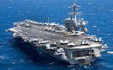 """Iran cảnh báo sẽ """"xóa sổ"""" tàu sân bay Mỹ tại vùng Vịnh nếu Washington mắc sai lầm"""