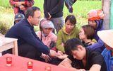 Vụ tai nạn khiến 3 em nhỏ tử vong ở Hà Tĩnh: Xót xa cảnh kẻ đầu bạc khóc người đầu xanh