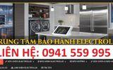 Top 10 bảo hành máy giặt Electrolux uy tín nhất Hà Nội