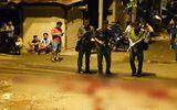 2 nhóm thanh niên hỗn chiến kinh hoàng ở quán nhậu, người dân vội đóng hết cửa