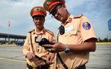 CSGT sử dụng camera đeo trước ngực, tổng kiểm tra các loại phương tiện trên toàn quốc