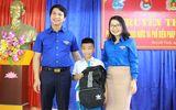 Việc tốt quanh ta - Cứu sống bé trai bị đuối nước, nam sinh lớp 5 được trao Huy hiệu Tuổi trẻ dũng cảm