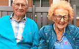 Gia đình - Tình yêu - Chuyện tình như cổ tích của cụ ông 100 tuổi kết hôn với cụ bà 103 tuổi trong viện dưỡng lão