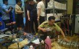 Hà Nội: Truy quét các quán bar trong đêm, tịch thu gần 10 nghìn quả bóng cười