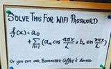 Cộng đồng mạng - Những mật khẩu wifi khiến bạn phải ngả mũ chào thua