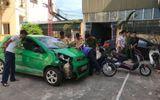 Tin trong nước - Hà Tĩnh: Bắt giữ tài xế gây tai nạn liên hoàn rồi bỏ trốn