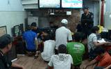 Triệt phá đường dây đánh bạc 2.600 tỷ ở Nha Trang, tạm giữ 13 đối tượng