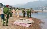 Về quê bạn chơi, 4 thanh niên chết đuối khi tắm sông Đà