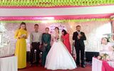 """Đời sống - Đám cưới không chú rể ở Quảng Trị: """"Tình yêu cổ tích"""" của cô giáo mầm non và anh lính biển"""