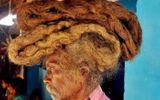Sức khoẻ - Làm đẹp - Dị nhân Ấn Độ không cắt tóc, gội đầu suốt 40 năm, biết lý do ai cũng sốc