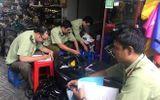 Thị trường - Đồng loạt kiểm tra chợ Bến Thành, Sài Gòn Square, thu giữ hàng ngàn sản phẩm nhái, giả