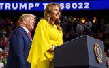 Bà Melania Trump xuất hiện trong danh sách những người phụ nữ được ngưỡng mộ nhất nước Mỹ