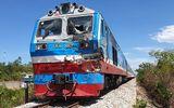 Tin trong nước - Băng qua đường ray, xe tải bị tàu hỏa húc văng 10m, tài xế nguy kịch