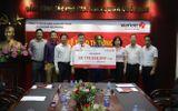 Tài xế ở Nghệ An may mắn trúng giải độc đắc của Vietlott hơn 29 tỷ đồng