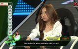 Giải trí - Tham gia chương trình Nhanh như chớp, bạn gái Quang Hải bị chê thiếu kiến thức