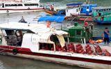 Tàu cao tốc bị tông tung nóc sau cú va chạm cực mạnh, 46 hành khách la hét hoảng loạn