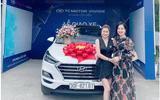 """NPP Kim Cương An Candy """"tậu"""" Hyundai Tucson nối tiếp thành công trên con đường kinh doanh Online"""