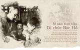 Giá trị và ý nghĩa tư tưởng, đạo đức, phong cách Hồ Chí Minh qua Di chúc