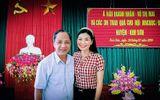 Á hậu Doanh nhân Mai Vũ cùng đoàn thiện nguyện tặng quà cho nạn nhân chất độc da cam/dioxin
