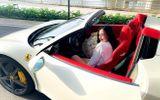 Ôtô - Xe máy - Hot girl Sài Thành sở hữu siêu xe Ferrari 458 Spider thứ 2 tại Việt Nam