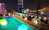 Kinh doanh - TPHCM: Mở quán bar trái phép trên nóc toà cao ốc The One Saigon