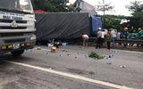 Video: Hiện trường vụ xe tải chở nước đè 5 người tử vong tại Hải Dương