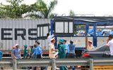 Tin trong nước - Vụ tai nạn 5 người tử vong tại Hải Dương: Nhân chứng bàng hoàng kể lại phút xe tải lật nghiêng
