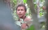Loạn nhịp tim trước vẻ ngoài điển trai của anh chàng bộ tộc thiểu số ở Amazon
