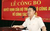 Pháp luật - Thượng tá Lê Ngọc Anh giữ chức Trưởng công an TP Thanh Hóa