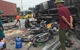 Vụ tai nạn 5 người tử vong ở Hải Dương: Kéo xe tải lên đau đớn nhận ra con trai mặt mũi còn dính đầy dầu ô tô