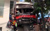 Vụ xe khách tông hàng loạt xe máy ở Quảng Ninh: 2 nạn nhân đã tử vong
