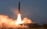 Nhật Bản tiết lộ thông tin bất ngờ về tên lửa mới của Triều Tiên