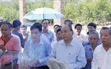 Thủ tướng Nguyễn Xuân Phúc dâng hương tri ân các Anh hùng liệt sỹ tại tỉnh Quảng Nam