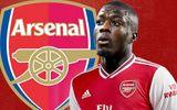 """Arsenal gây """"bão"""" trên sàn chuyển nhượng khi tung 72 triệu bảng để mua Nicolas Pepe"""
