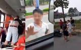 Phú Thọ: Làm rõ vụ phụ xe, tài xế xe khách bị nhóm côn đồ hành hung giữa ban ngày