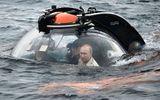 Tổng thống Nga Putin xuống đáy biển thăm xác tàu ngầm chìm từ Thế chiến II