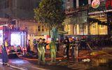 Video: Hiện trường vụ nổ bình gas gây cháy quán nhậu ở Đà Nẵng