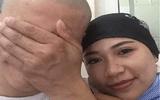Người chồng cạo đầu để cùng vợ chiến đấu với ung thư: Em vẫn đẹp nhất