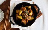 Học người Hàn làm món thịt gà siêu ngon, ăn một lần là thích ngay