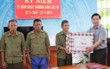 """Sở LĐ-TB&XH Ninh Bình thông tin về gói thầu 8,7 tỷ đồng """"mua bánh kẹo"""" tặng dịp 27/7"""