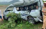 Bình Thuận: Tàu hỏa đâm xe ô tô, 3 người tử vong tại chỗ