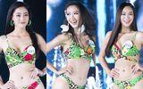 Ngắm đường cong quyến rũ của Top 5 Người đẹp biển Miss World Vietnam 2019