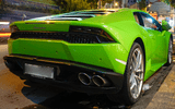 """Thiếu gia Phan Thành cho """"siêu bò""""Lamborghini Huracan hơn 20 tỷ dạo phố"""