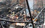 Hà Tĩnh: Hỏa hoạn lớn trong đêm ở chợ Voi