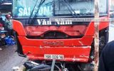 Gia Lai: Xe khách lao thẳng vào chợ, 5 người thương vong